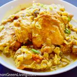 Coconut Curry Chicken, a simple, easy, and tasty dish