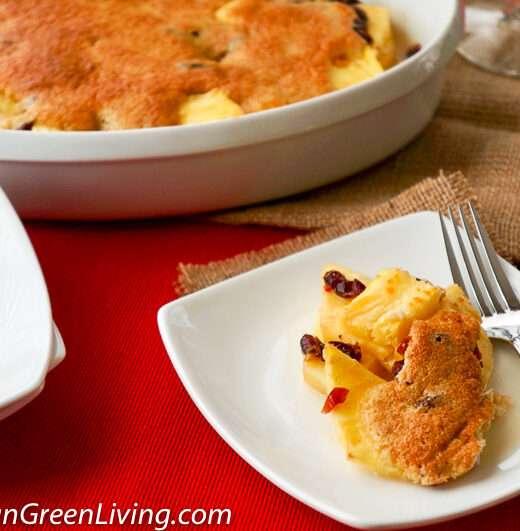 Pineapple Bake