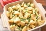 Sweet Potatoes with Vinaigrette