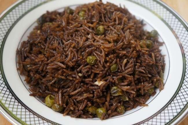 Rice with Djon