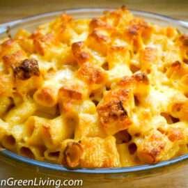 Baked Macaroni and Cheese my way 1