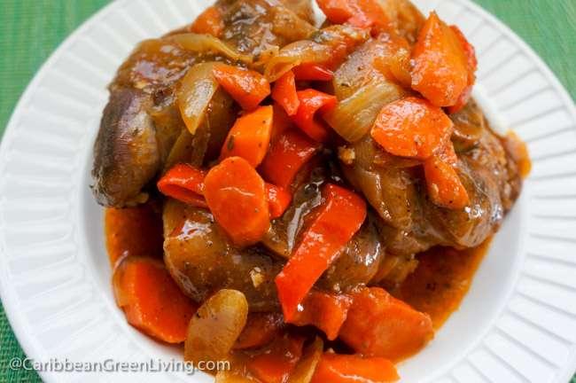 How to make Gemma's Pork Ragout