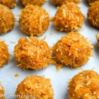 Rum Balls or Coconut Rum Balls