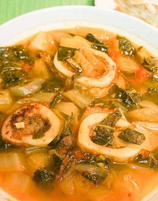 Bone Marrow soup
