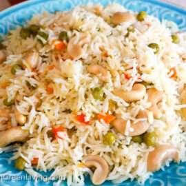 Springtime Rice
