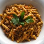 stovetop-ground-turkey-with-pasta