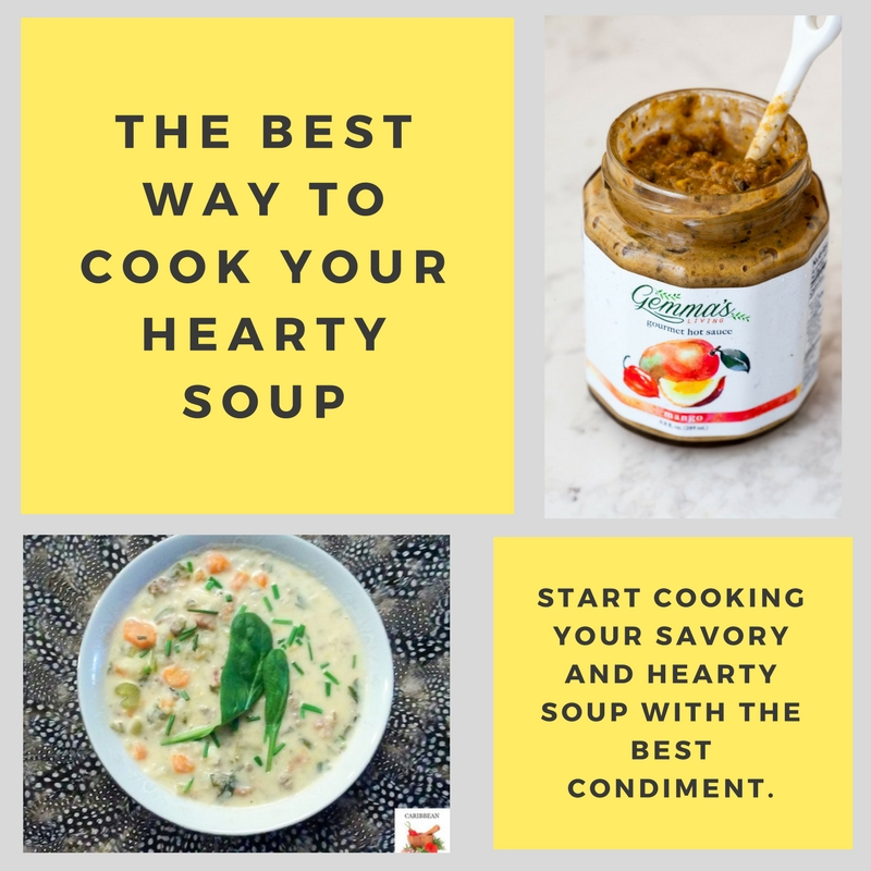 The best way to cook your hearty soup