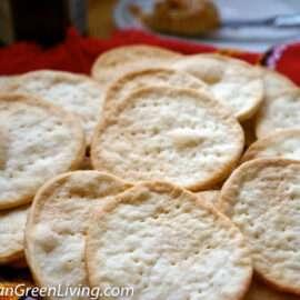 Homemade Haitian Crackers 2
