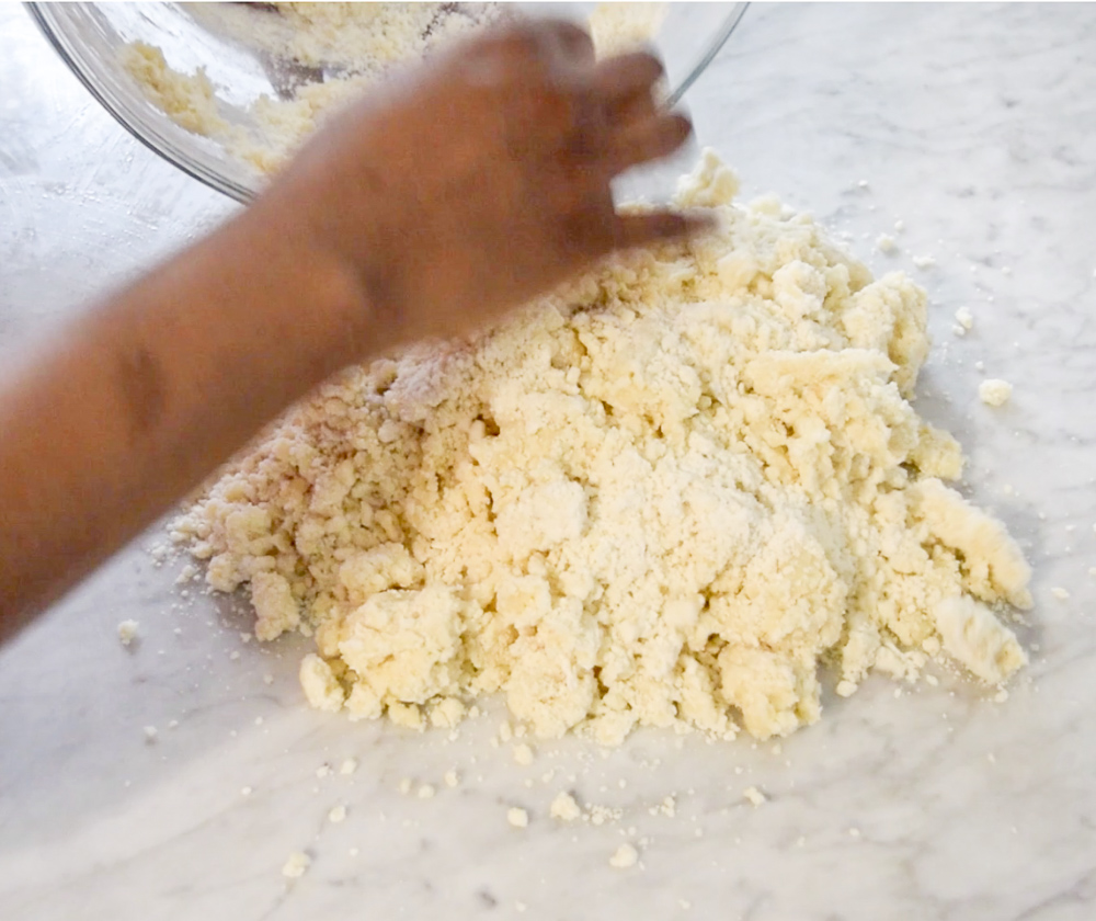 Dough Prepping