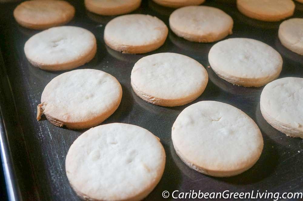Tapioca Cookies