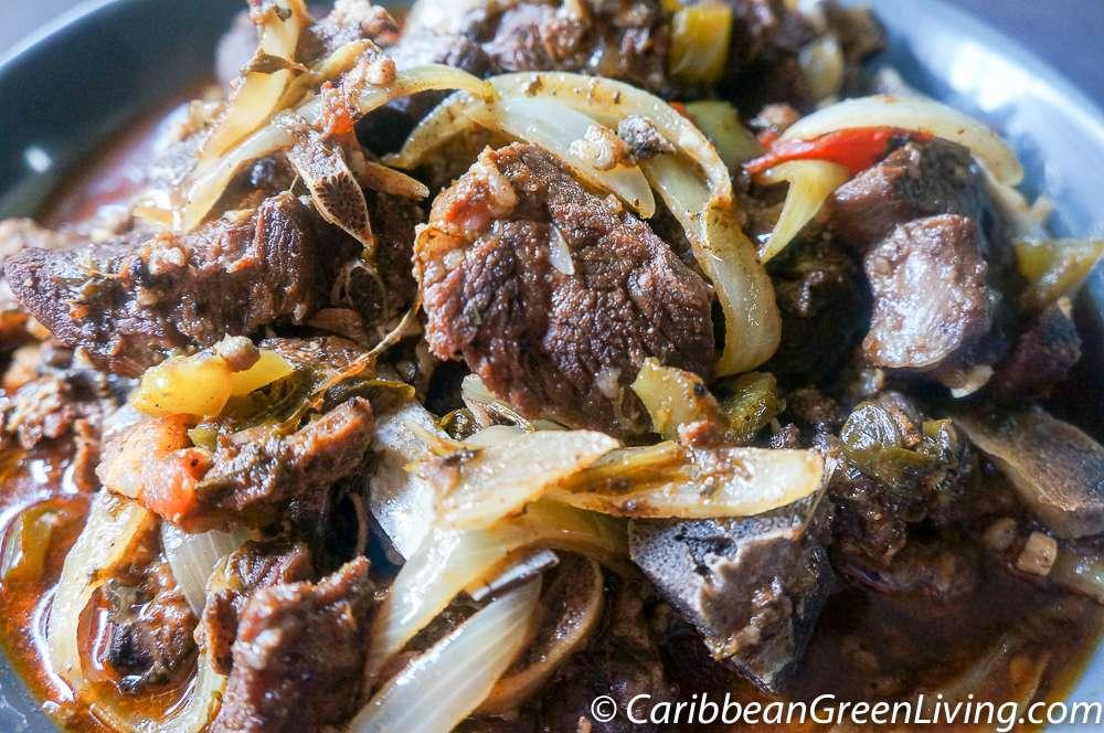 Goat stew