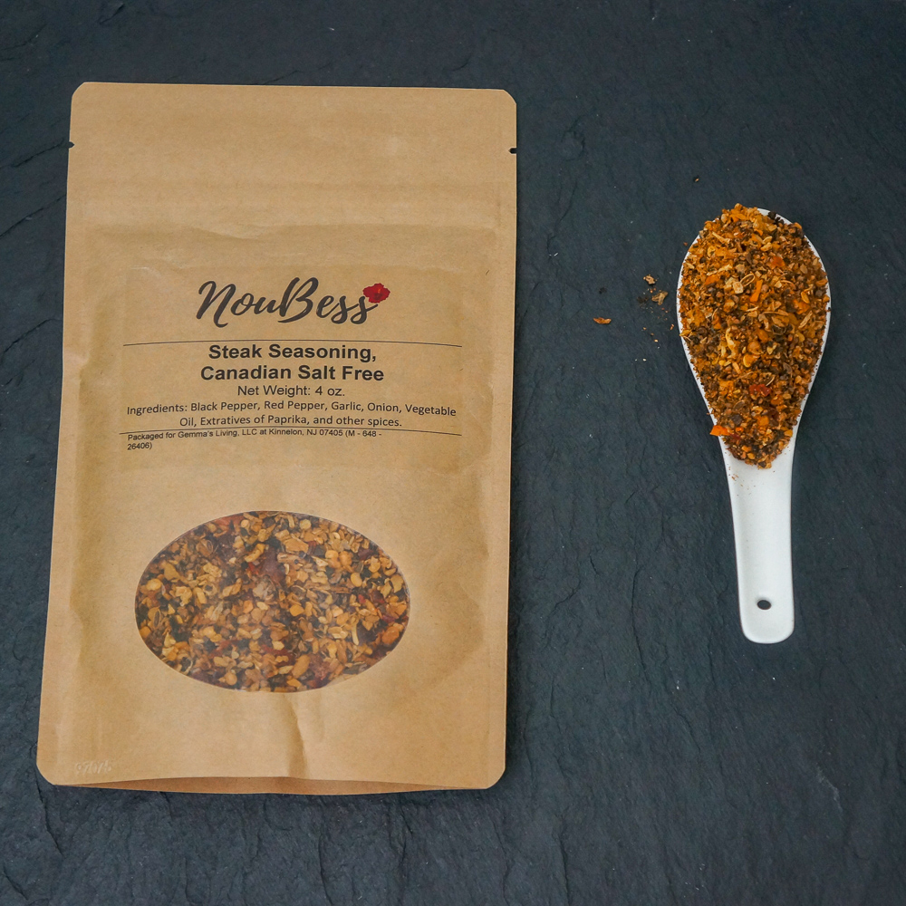 Noubess Steak Seasoning