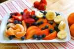 small fruit platter