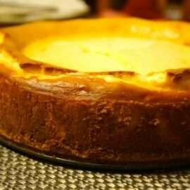 plain cheesecake 1