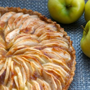My Favorite Apple Tart