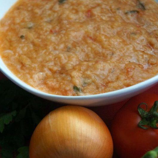 Haitian Bread Soup