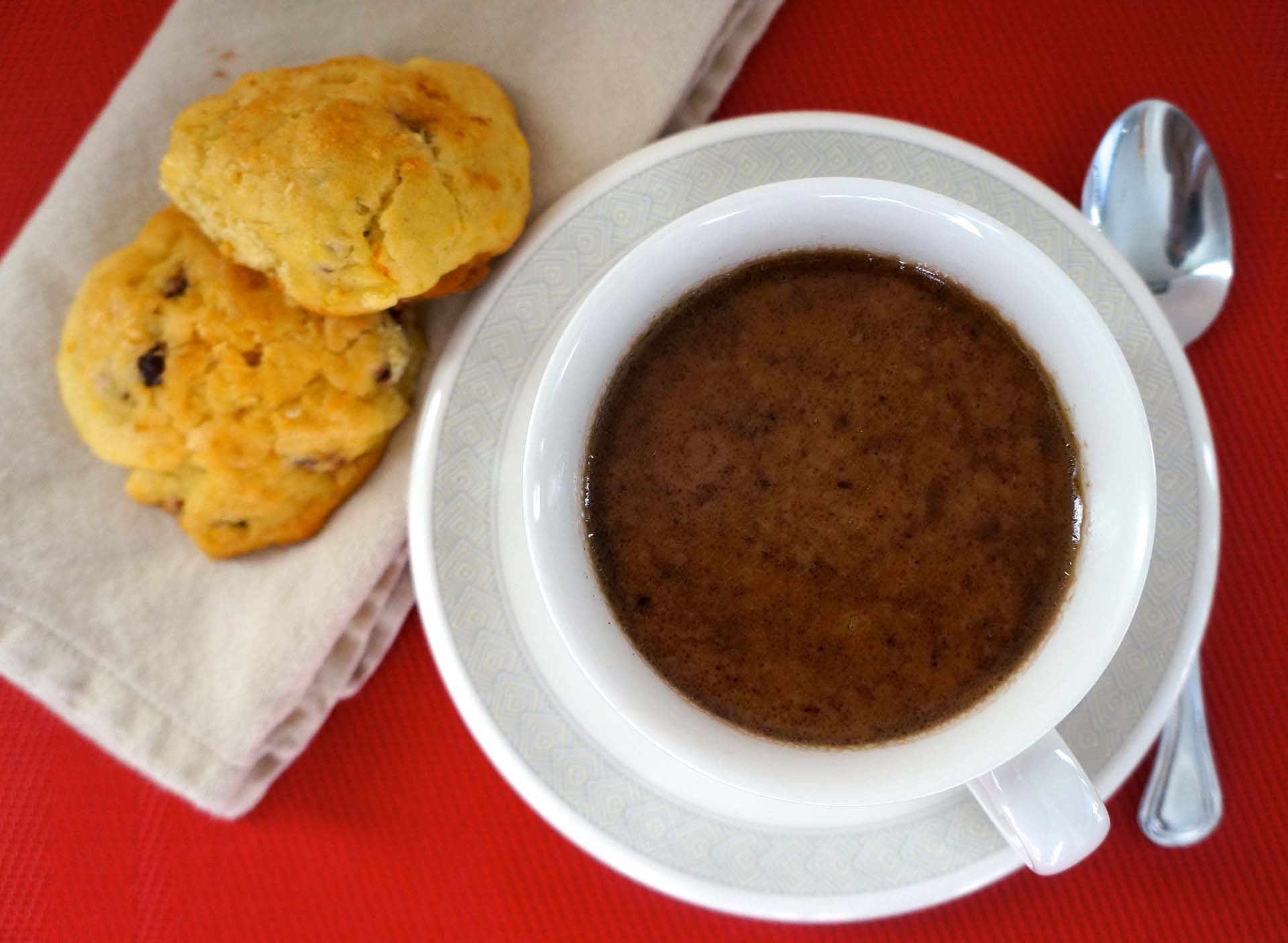 How to make Haitian Hot Chocolate