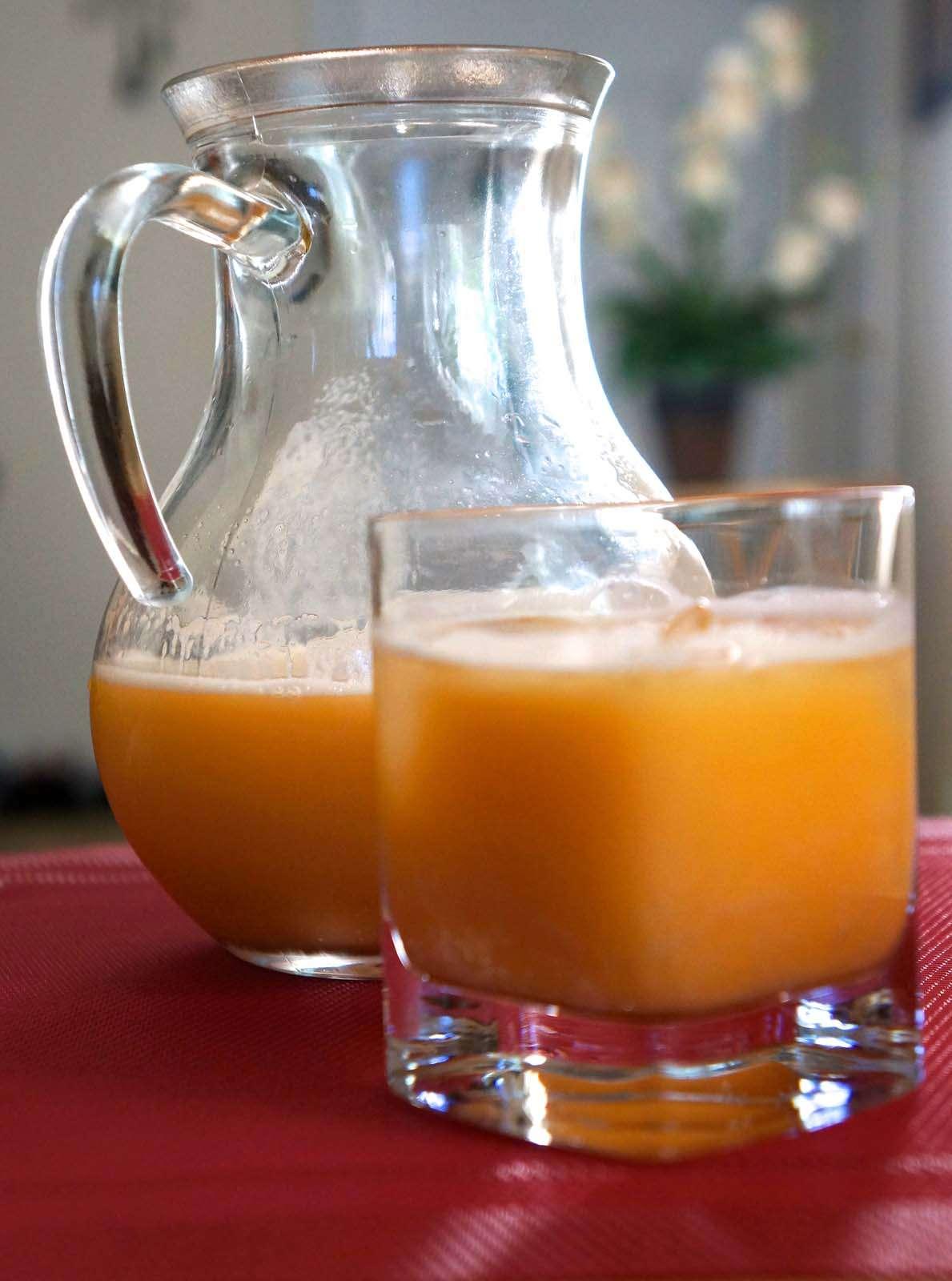 Milk with Haitian Cola
