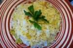 rice-with-dried-baby-shrimp - caribbeangreenliving.com