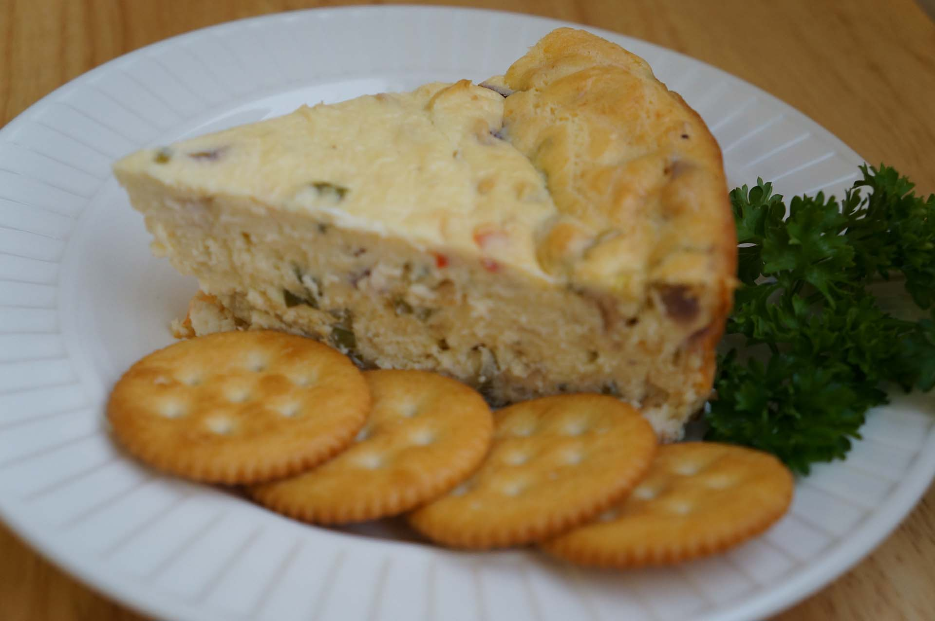seafood-cheesecake - caribbeangreenliving.com