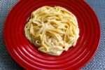 Spaghetti with Milk