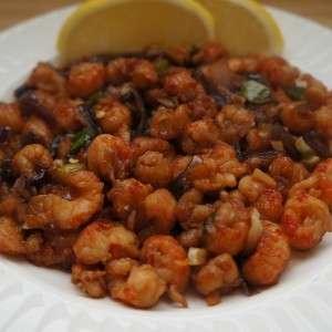 Spicy Langoustines