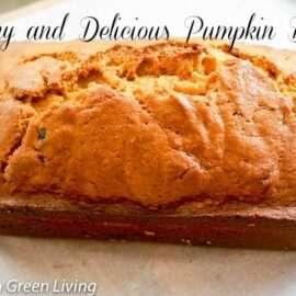 Pumpkin Bread 1 1