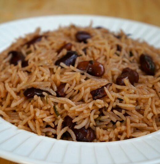 Rice and Beans - caribbeangreenliving.com