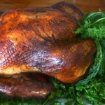 Fresh Herbs Roasted Turkey