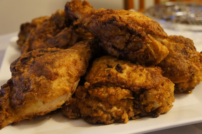 The Ultimate Fried Chicken - caribbeangreenliving.com