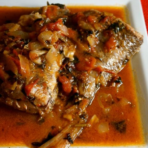 Poisson Creole or Creole Fish
