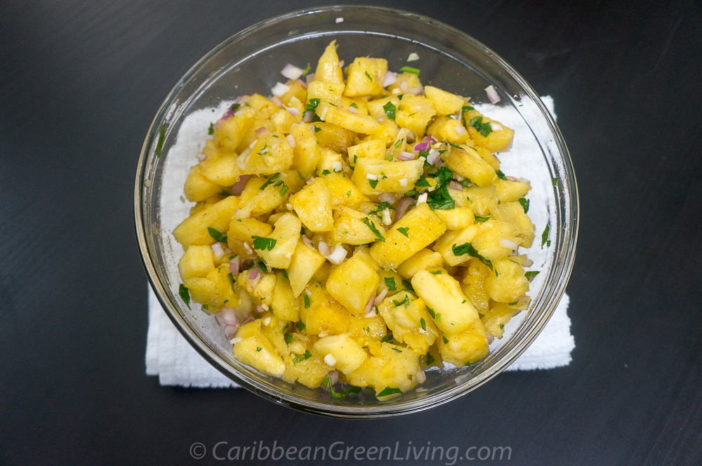 Hot and Spicy Pineapple 2