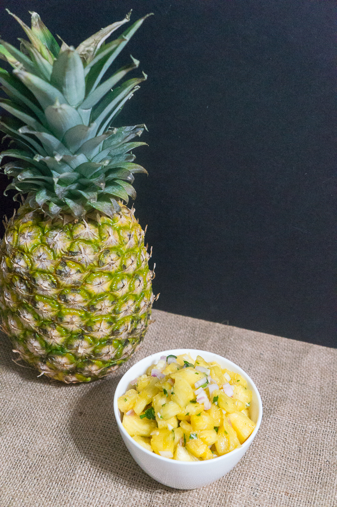 Hot and Spicy Pineapple 4