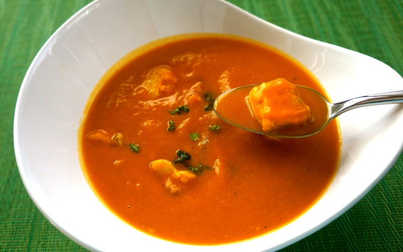 Fish and Sweet Potatoes Soup - caribbeangreenliving.com