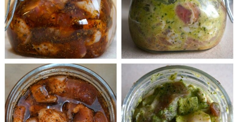Cured Spicy Pork or Haitian Enduie - caribbeangreenliving.com