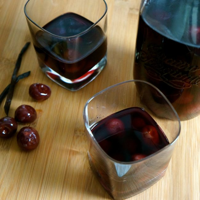 Cherry Liquor - caribbeangreenliving.com
