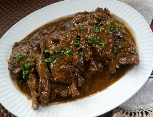 Spicy Coconut Lamb Stew