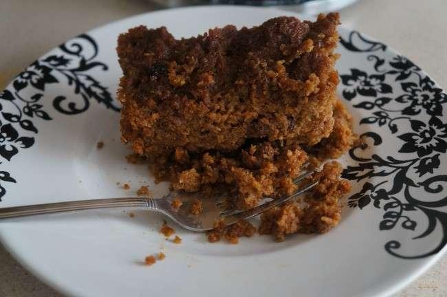 Pain Patate or Sweet Potato Bread