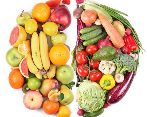 Photo Credit: DepositPhotos Fruits and vegetables