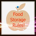The Rules of Food Storage