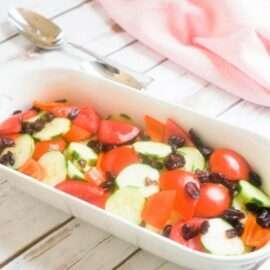CucumberTomatoPeppers cranberries salad e1443448570493 2