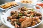 Gemma's Roasted Chicken Wings