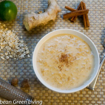 Oatmeal with Spices 2