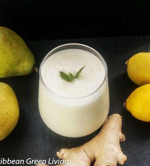 Pear and Lemonade Juice