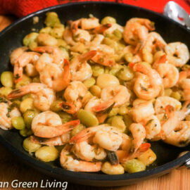 Shrimps with Honey and Ginger 2