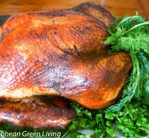 Herbs Roasted Turkey