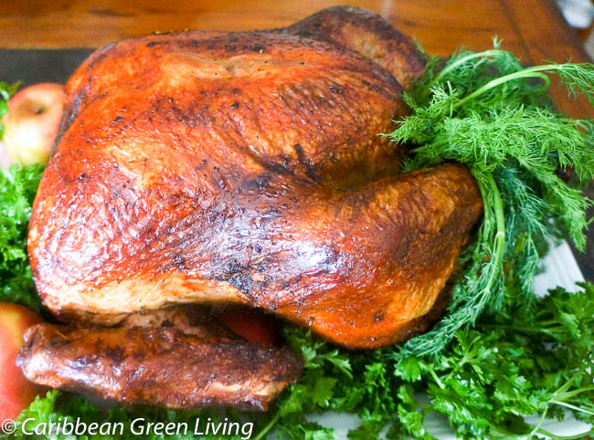 Herbs Roasted Turkey