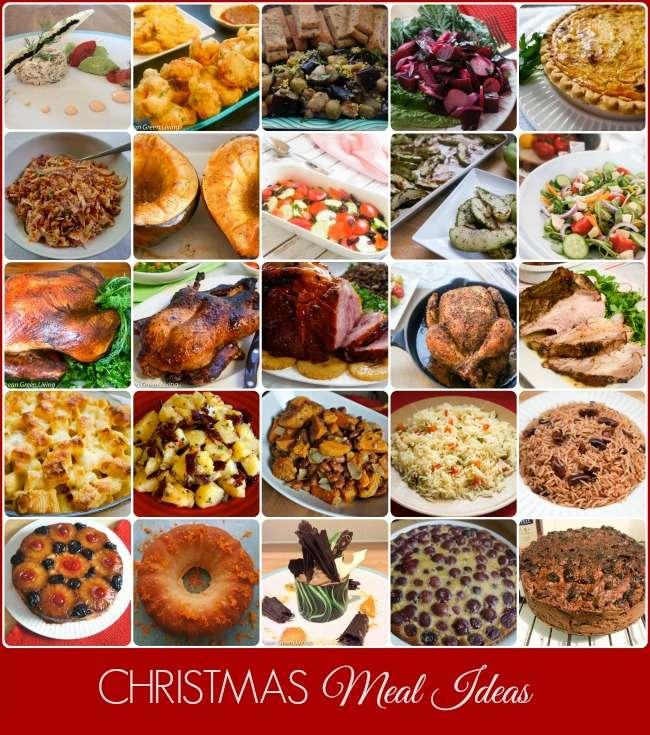 Christmas meals ideas 2015-1