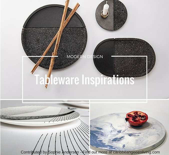 The Coolest Modern Designed Tableware