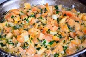 Garlic Conch Cooking 1 2